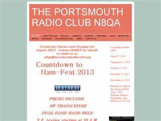 N8QA The Portsmouth Radio Club