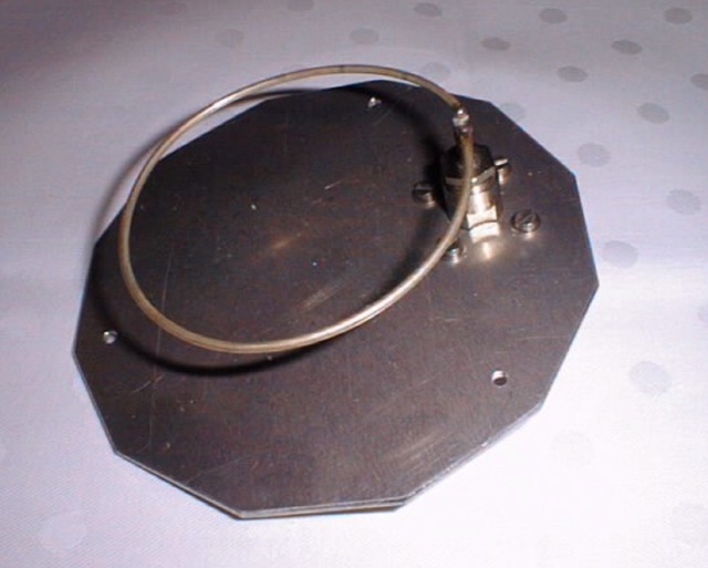 Parabolic Dish Ring Feed for 23cm