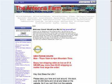 The Antenna Farm