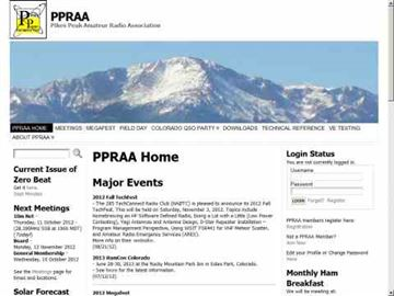 Colorado QSO Party - PPRAA