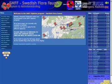SMFF Swedish Flora and Fauna