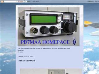 HF Multiband end fed antennas