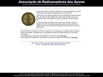 ARA -  Association of Amateur Azores