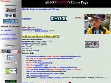 IC-7600 comparison
