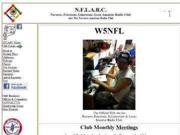 NFLARC - The Navarro Amateur Radio Club
