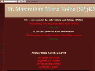St. Maximilian Maria Kolbe SP3RN