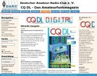 CQ DL Amateurfunkmagazin