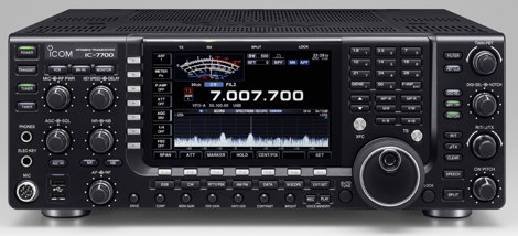 Icom IC-7700 Overview