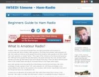Beginners Guide to Ham Radio