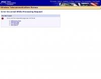 FCC's Amateur Radio page