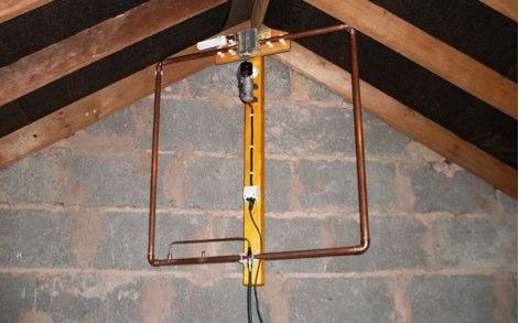 Indoor Antenna: Shortwave Indoor Antenna