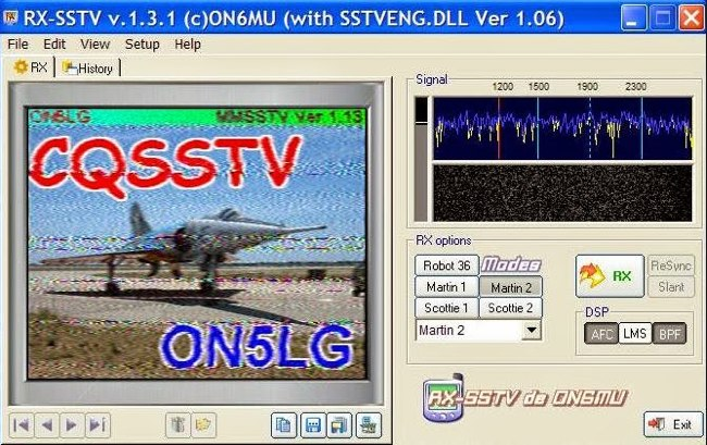 Kd6cji multiscan 3b sstv made for mac.