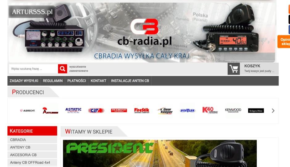 Shop CB Radio u ARTURSSS