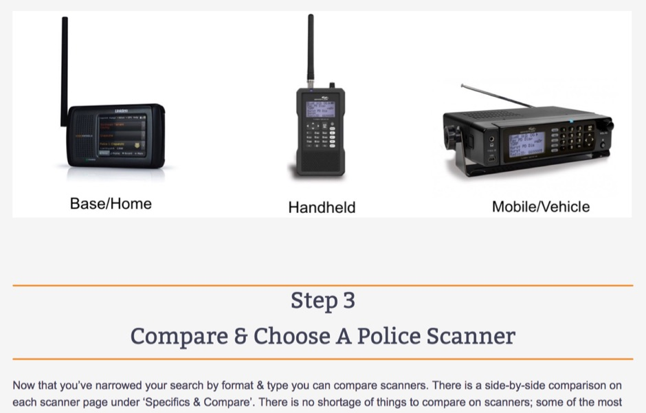 How to Buy the Best Police Scanner