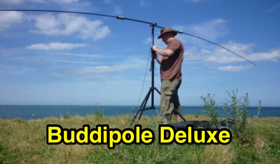 The Buddipole Deluxe Antenna Review