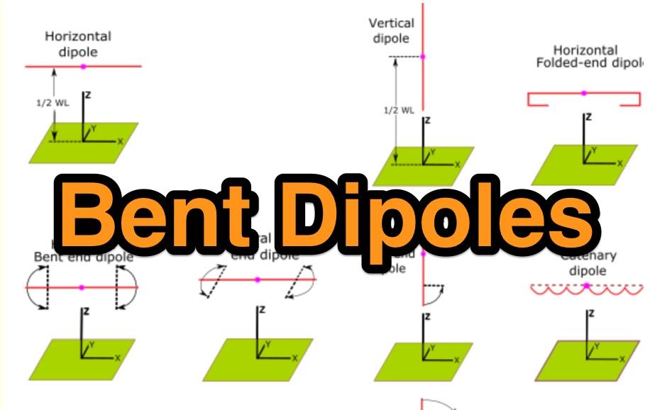 Bent Dipoles reference website