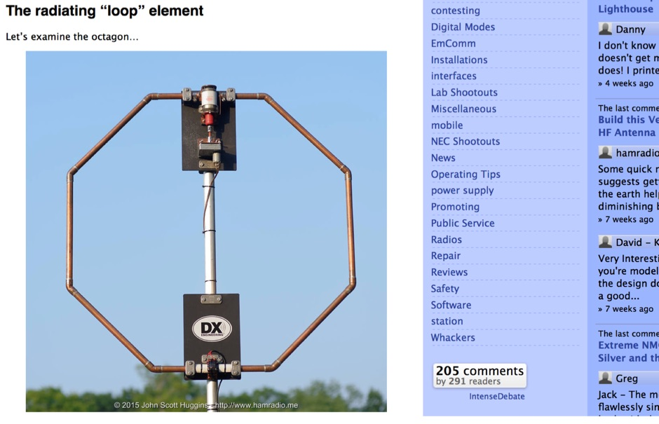 40m Small Loop Antenna - Resource Detail - The DXZone com