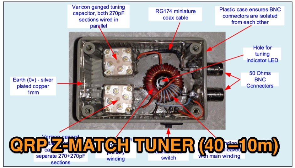 Homebrew Antenna Tuners