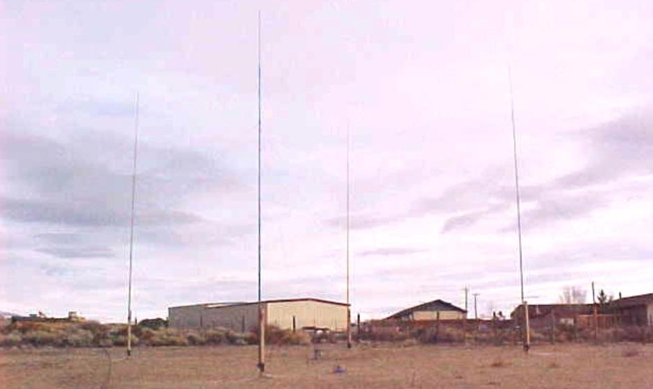40 Meter 4 Square