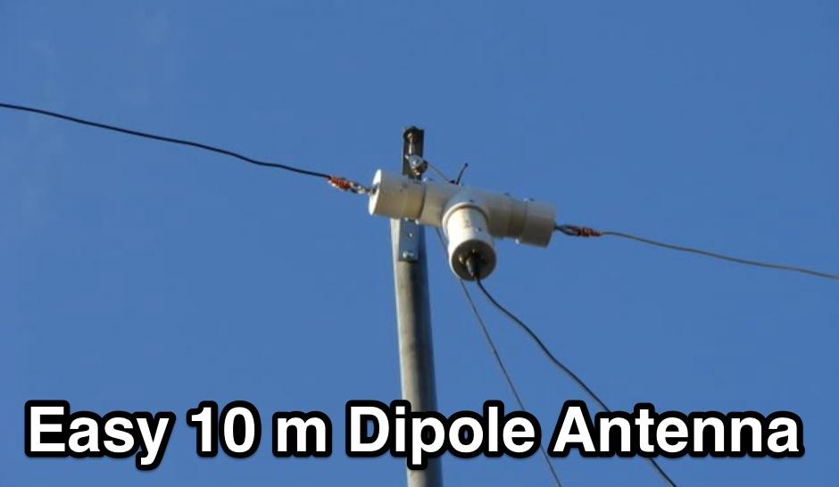 10 meter DiPole