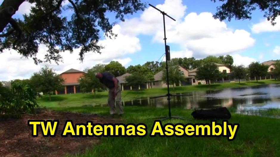 TW Antennas Assembly