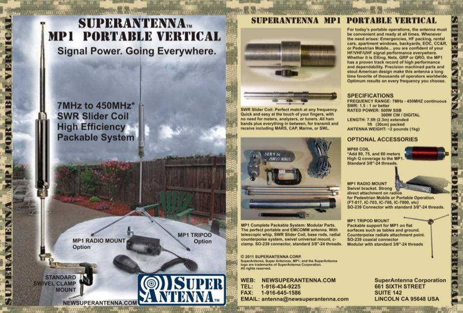 Superantennas MP-1 review