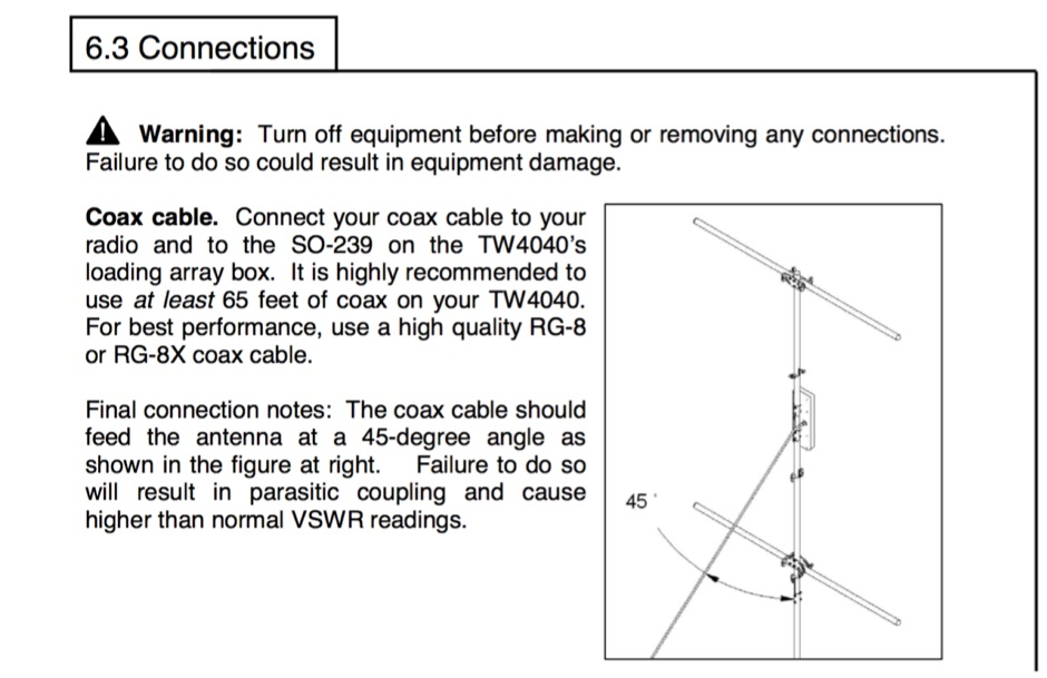 TW4040 Manual