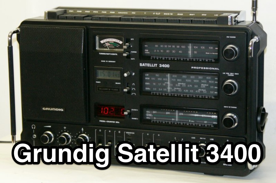 Grundig Satellit 3400 Service Manual