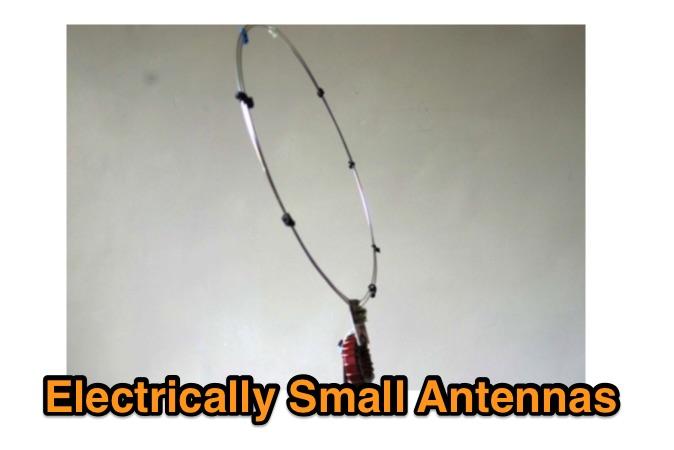 Electrically Small Antennas 2016