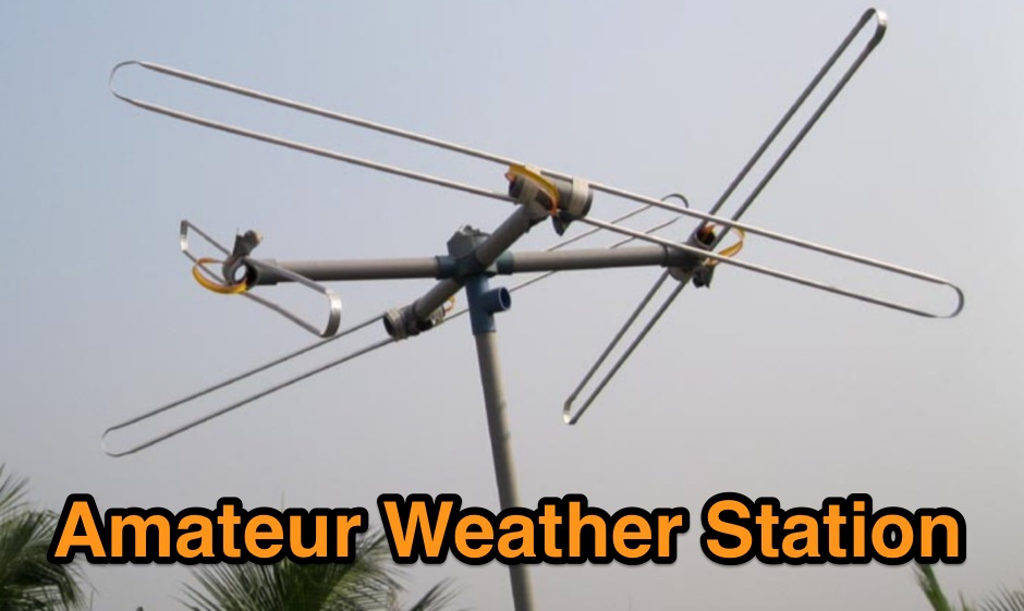Amateur Weather Station
