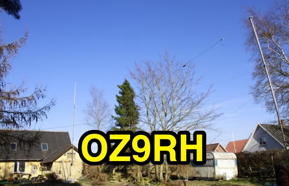 OZ9RH Web Site
