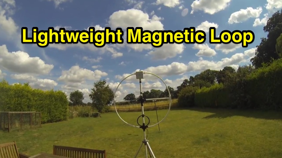 The Lightweight Magnetic Loop