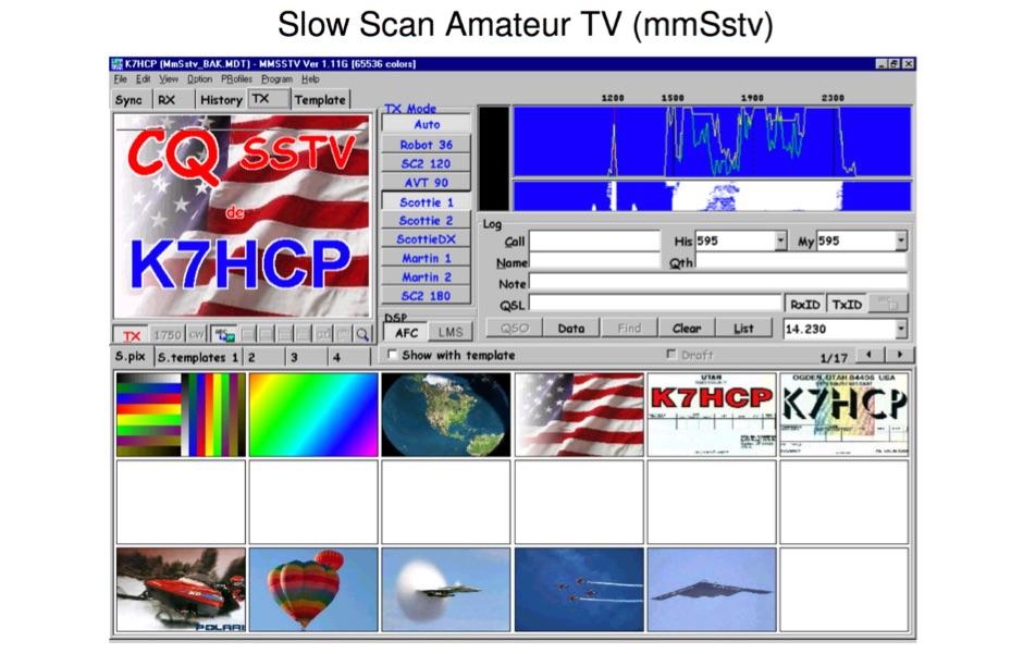 HF Digital Communications