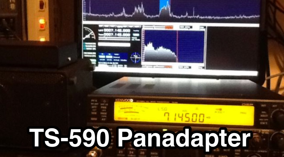 Panadapter for TS590SG - Resource Detail - The DXZone com