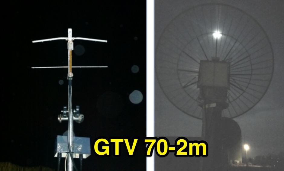 DG7YBN - GTV 70-2m