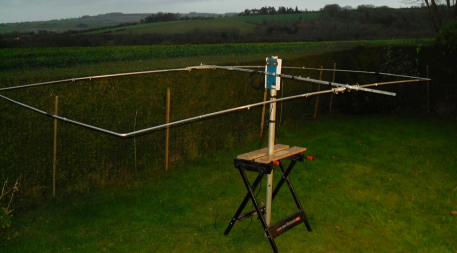 Building the Moxon Antenna