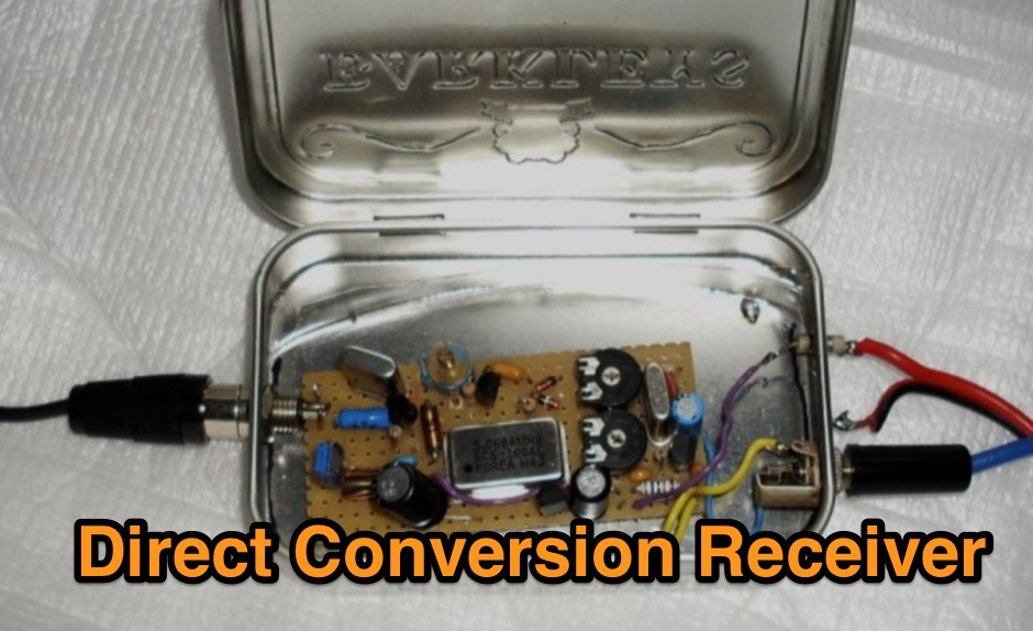 30m direct conversion receiver
