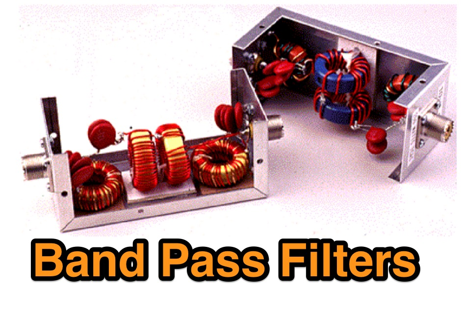 Use Band Pass Filters to clean up Signals