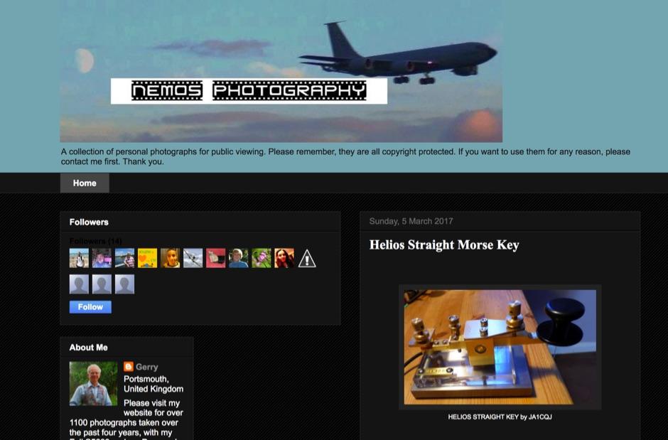 Nemos Photgraphy - Morse Keys