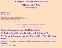 KM5KG network designer
