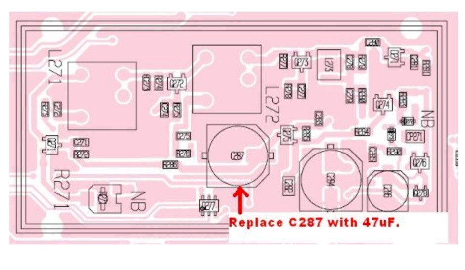ICOM IC-756Pro Receiver Noise