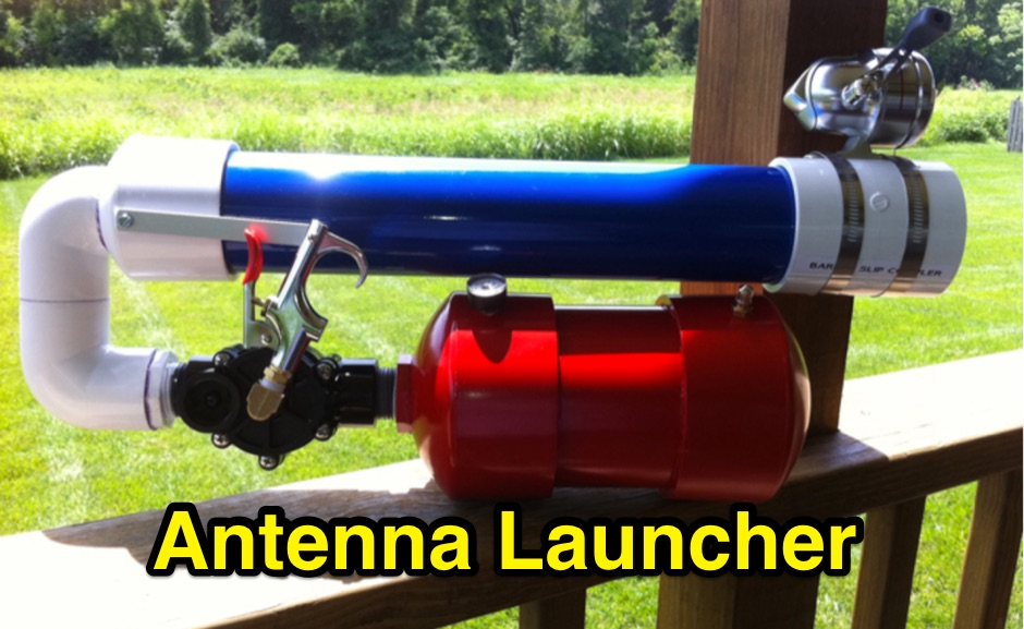 CSV19 Antenna Launcher project