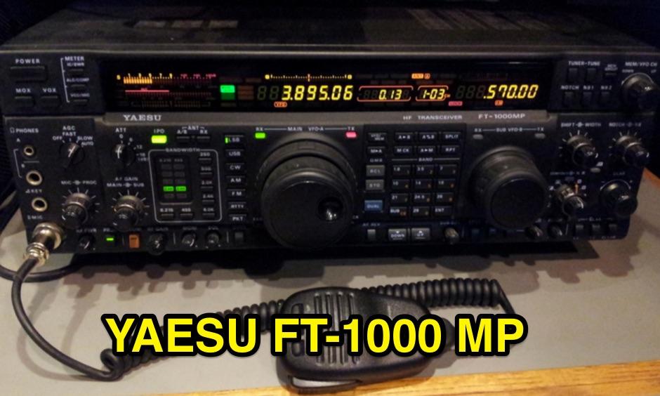 Yaesu Mark V FT 1000 MP