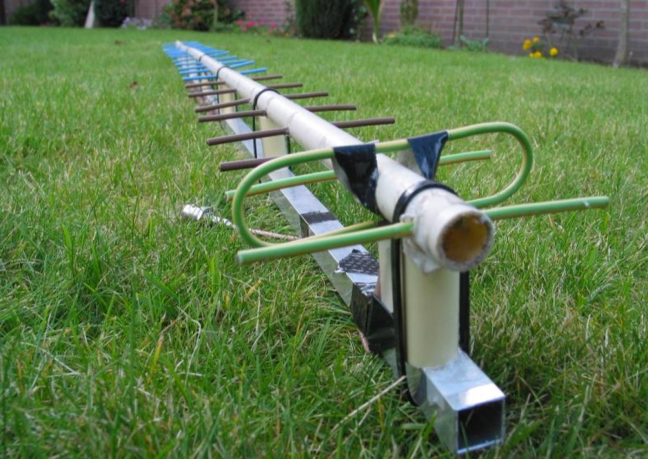 Yagi Antenna for 23cm ATV reception