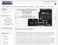 W2IHY Audio Products