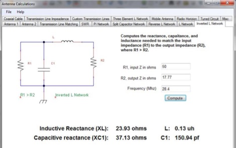 Antenna Calculation Software