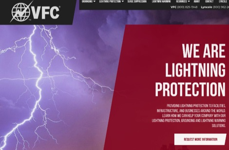 VFC LP Lightning Protection Products