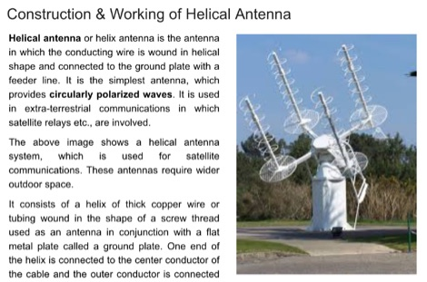 Helical Antennas -Theory