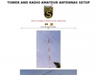 XE1YJS Tower and antenna setup