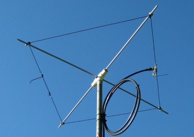 Halo Antenna for 50 MHz